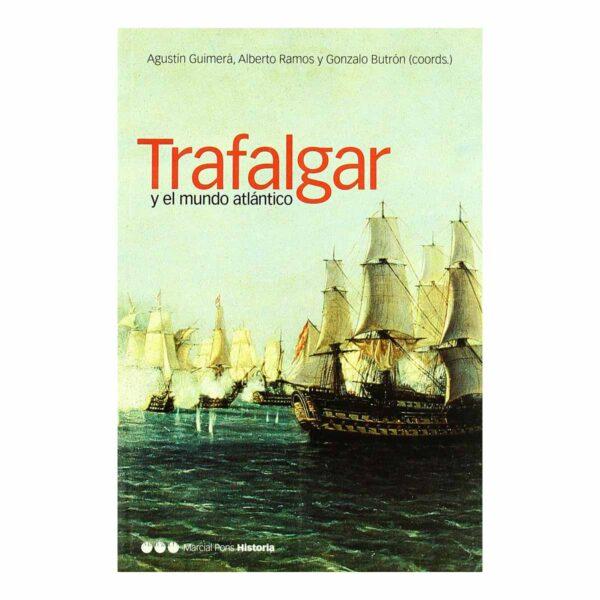 """Portada de """"Trafalgar y el mundo atlántico"""""""