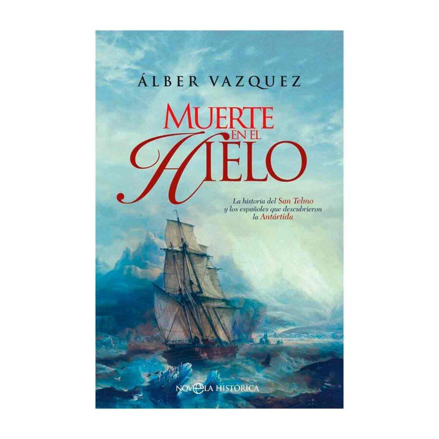 Muerte en el Hielo, por Álber Vázquez