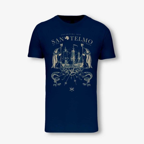 Camiseta del navío San Telmo