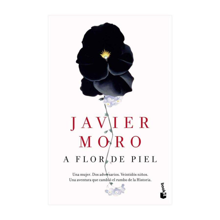 A flor de piel, Javier Moro