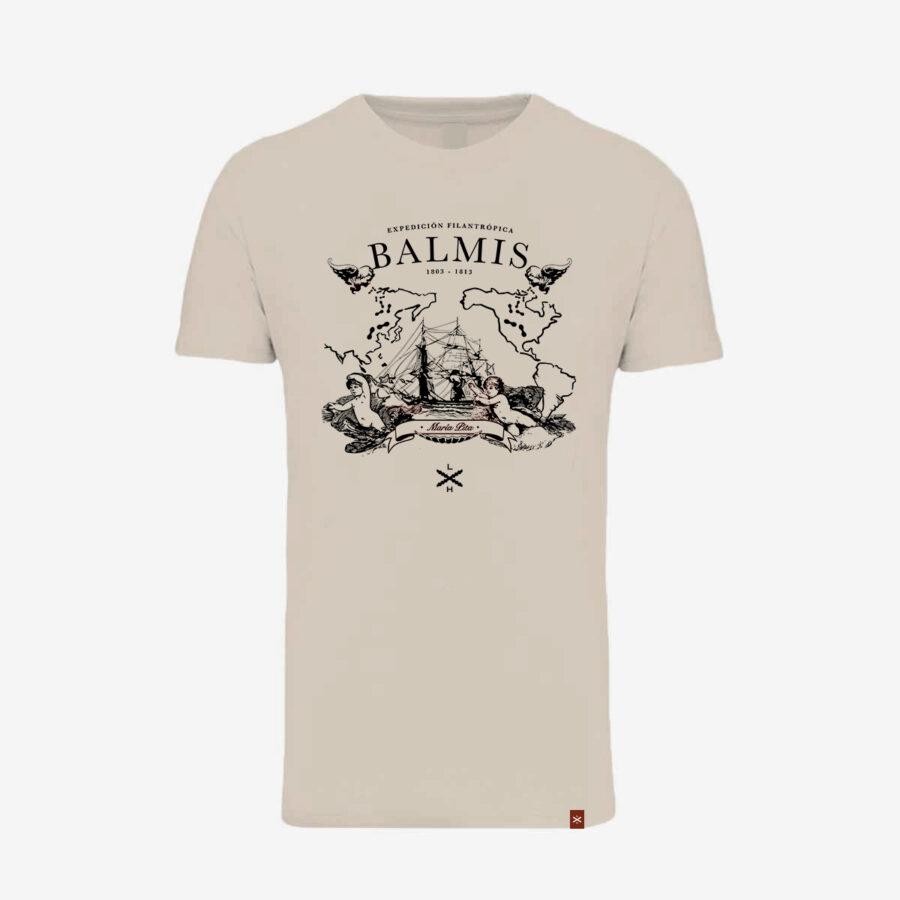 camiseta Balmis por Legado Hispánico