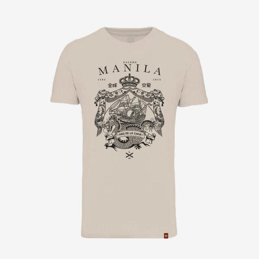 camiseta Galeón de Manila por Legado Hispánico