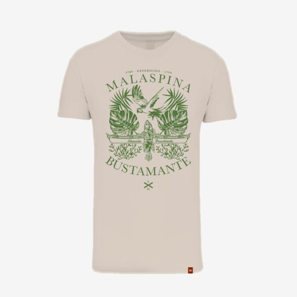 camiseta Expedición Malaspina por Legado Hispánico